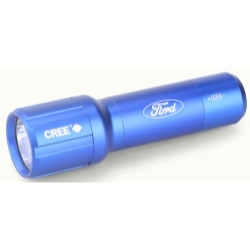 FL1030 by FORD TOOLS - Aluminum Flashlight LED 300 Lumens