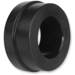 WB7730-40 by THE MAIN RESOURCE - 40mm Double Sided Collet For Clad Wheels (Jeep/Dodge/Chrysler) 66.5mm - 67.5mm/71mm - 72mm