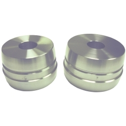 AS9233 by THE MAIN RESOURCE - 2 Pece Double Taper Adapter Truck Set, 1 Inch Bore