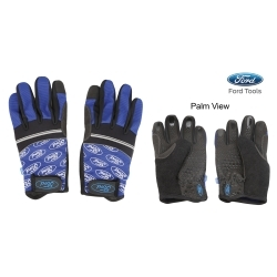FHT0398M by FORD TOOLS - Anti Slip Silicone Palm Gloves (Medium)
