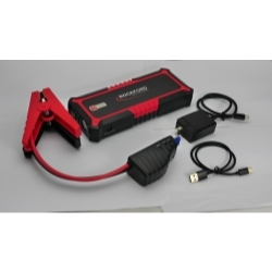 6109 by ROCKFORD - Third Generation Mini Jump Start Packed with Power
