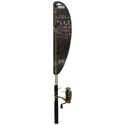 DDSP562ML by ZEBCO - Duck Dynasty Spinning Combo Fishing Rod