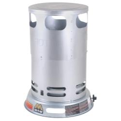 MH-0080-CM10 by MI-T-M - Propane Convection Portable Heater, 80,000 BTUs
