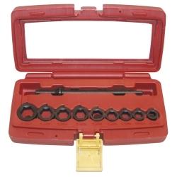 599 by LOCK TECHNOLOGY - 9 Piece Metric Shockit Socket Kit