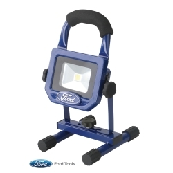 FWL1002 by FORD TOOLS - 600 Lumen Rechargeable Aluminum Worklight, 10W