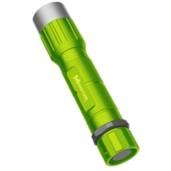 10011 by MONSTER - Monster 200lm 4-Function Rechargeable Flashlight - Green