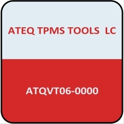 VT06-0000 by ATEQ - VT6 Schrader TPMS sensor activation tool