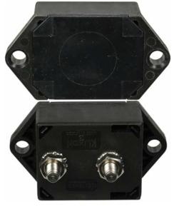 SDLA40 by KLIXON - Klixon, Circuit Breaker, 0-30 VDC / 120 VAC, 40A, Automatic Type I