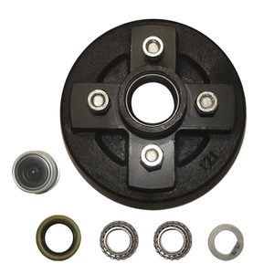 12-440-116 by POWER10PARTS - BRAKE DRUM KIT - FOR 2K AXLE