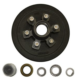 12-655-342 by POWER10PARTS - BRAKE DRUM KIT - FOR 5.2K AXLE
