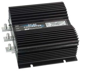 12025C00 by SURE POWER - Sure Power, Converter, 12 VDC Input, 24 VDC Output, 25A
