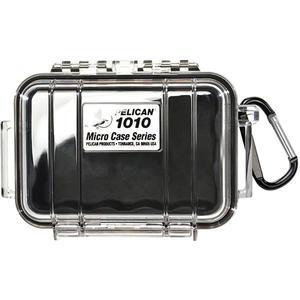 "1010BKP by PELICAN - Pelican™ Protector Case™ 1010 Micro Case, 5 7/8""L x 4 1/16""W x 2 1/8""D, Black"