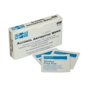 12011AC by ACME UNITED - Alcohol Cleansing Wipes (Unitized Refill), 100/Box