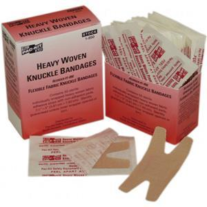 1850AC by ACME UNITED - Bandages, Heavy Woven Knuckle, 50/Box