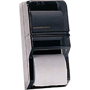 25000V by VON DREHLE - VonDrehle Standard Bath Tissue Dispensers (Dual Roll)