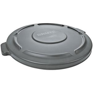 263100GYRM by RUBBERMAID - Rubbermaid® Brute® Container Lid (Fits 32 gal Container), Gray
