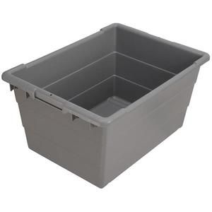 "34304AM by AKRO MILS - Akro-Mils® Akro-Tub Cross-Stack Container, 23 3/4""L x 12""H x 17 1/4""W"