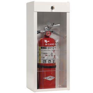 """916LSJL by JL INDUSTRIES - JL Industries Metal Extinguisher Cabinet, 19 13/16""""H x 8 1/2""""W x 6 1/4""""D"""