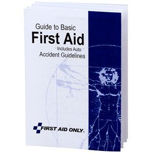 BK021AC by ACME UNITED - First Aid Guide