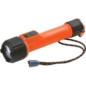 MS2AALEDEN by ENERGIZER - Energizer® Intrinsically Safe® LED Flashlight, 2AA