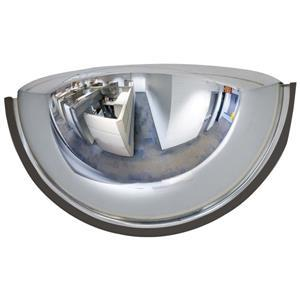 QDM18TF by TRUFORCE - TruForce™ Dome Mirror, Quarter Dome, 18""