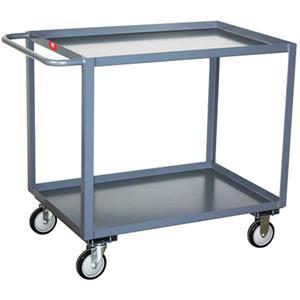 SB236U5B5J by JAMCO PRODUCTS - Jamco 2-Shelf Service Cart
