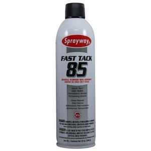 SW085SY by SPRAYWAY - Sprayway® Fast Tack 85 General Purpose Web Adhesive