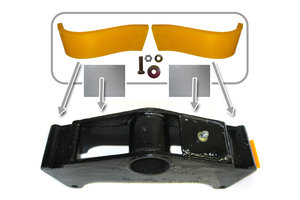EWP-KRESP by EWP POLY WAREPAD - Reyco Equalizer  WEAR PAD Kit.  OEM Equalizer is NOT INCLUDED.