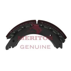 A163222D2006 by MERITOR - MERITOR GENUINE - BRAKE SHOE - LINED
