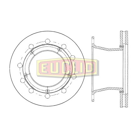 Admirable E12520 By Euclid Hydraulic Brake Rotor Wiring 101 Cranwise Assnl