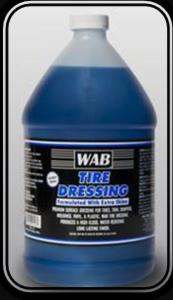 512 by WAB - 5GAL WAB TRUCKERS CHOISE TIRE DRESSING