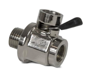 EZ-125 by E-ZOIL - EZ Oil Drain Valve EZ-125  [Thread size : 10mm-1.0]