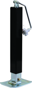"0091310 by BUYERS PRODUCTS - 2-1/2"" Square Tube Jack, Top Wind, 26"" Travel"