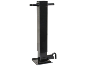 "0091410 by BUYERS PRODUCTS - 4"" Sq. HD Side Wind Jack w/ Side Pin, less handle"