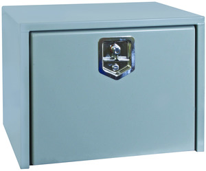 1703900 by BUYERS PRODUCTS - 14x16x24 Inch Primed Steel Underbody Truck Box