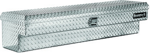 1711010 by BUYERS PRODUCTS - 13x10.5/16x47 Inch Diamond Tread Aluminum Lo-Sider Truck Box