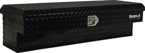 1721030 by BUYERS PRODUCTS - 13x10.5/16x87 Inch BlackDiamond Tread Aluminum Lo-Sider Truck Box