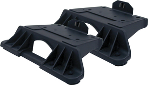 3024646 by BUYERS PRODUCTS - Plastic Mounting Feet for LED Modular Light Bar
