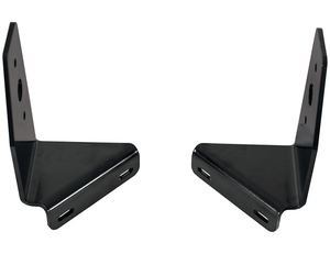 3031692 by BUYERS PRODUCTS - Crysteel® Tapered Tarp Mounting Brackets
