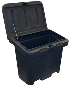 9031100 by BUYERS PRODUCTS - 8.8 Cubic Foot Poly Storage Bin