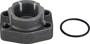 B431616U by BUYERS PRODUCTS - 4 Bolt Flange 1 Inch Adapter Kit