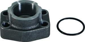 B433232U by BUYERS PRODUCTS - 4 Bolt Flange 2 Inch Adapter Kit