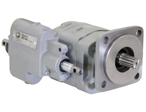 CH102115CW by BUYERS PRODUCTS - Direct Mount Hydraulic Pump With Clockwise Rotation And 1-1/2 Inch Diameter Gear