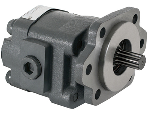 H2136101 by BUYERS PRODUCTS - Hydraulic Gear Pump With 7/8-13 Spline Shaft And 1 Inch Diameter Gear
