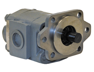 H2136201 by BUYERS PRODUCTS - Hydraulic Gear Pump With 7/8-13 Spline Shaft And 2 Inch Diameter Gear