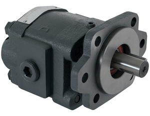 H2136203 by BUYERS PRODUCTS - Hydraulic Gear Pump With 1 Inch Keyed Shaft And 2 Inch Diameter Gear