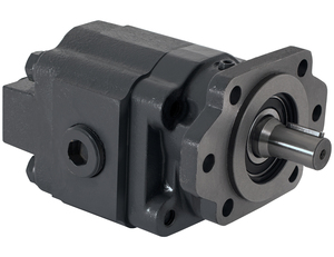 H5036203 by BUYERS PRODUCTS - Hydraulic Gear Pump With 1 Inch Keyed Shaft And 2 Inch Diameter Gear