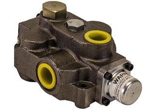 HV13AG2ED0 by BUYERS PRODUCTS - 1 Spool Directional Control Valve 3-Way Spring Center/Power Beyond