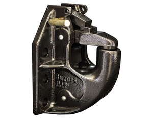 P45AC6 by BUYERS PRODUCTS - 45 Ton 6-Hole Air Compensated Pintle Hook