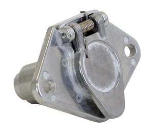 TC1004 by BUYERS PRODUCTS - 4-Way Die-Cast Zinc Trailer Connector -Truck-Side